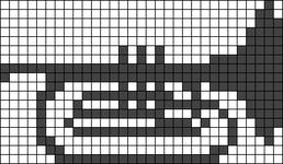 Alpha pattern #21152