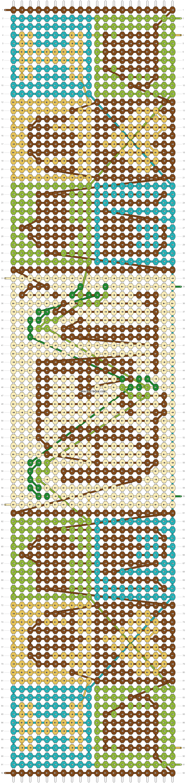 Alpha pattern #21153 pattern