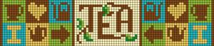 Alpha pattern #21153