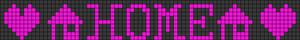 Alpha Friendship Bracelet Pattern #21161