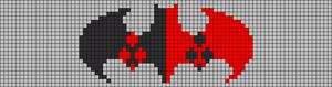 Alpha Friendship Bracelet Pattern #21170
