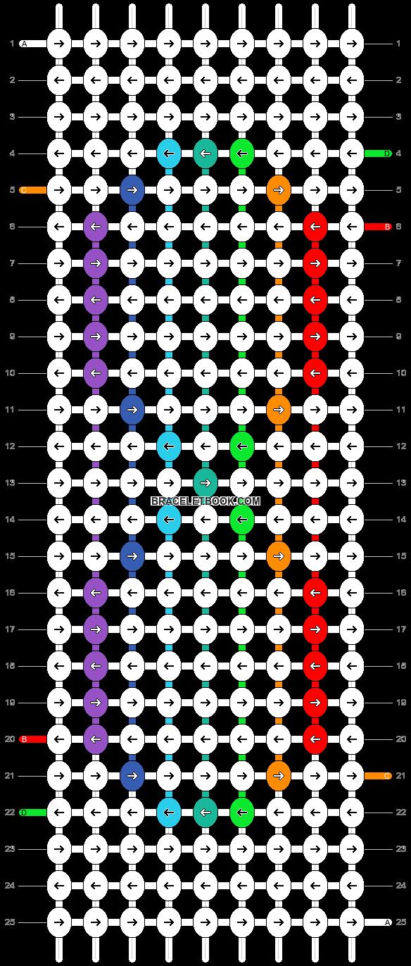 Alpha pattern #21176 pattern