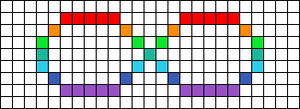 Alpha pattern #21176