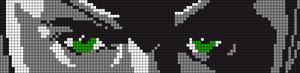 Alpha Friendship Bracelet Pattern #21177