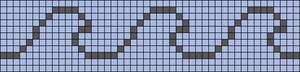 Alpha pattern #21183