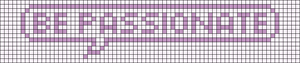 Alpha pattern #21184