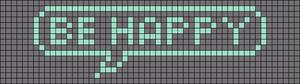 Alpha pattern #21185