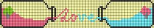 Alpha pattern #21192