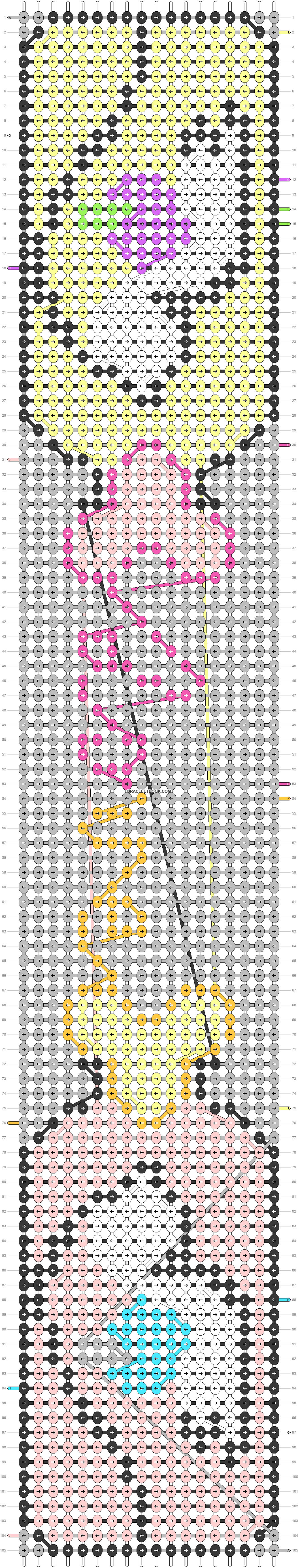 Alpha pattern #21193 pattern