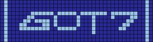 Alpha pattern #21201