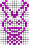 Alpha pattern #21213