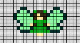 Alpha pattern #21216