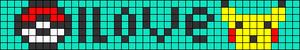 Alpha pattern #21220