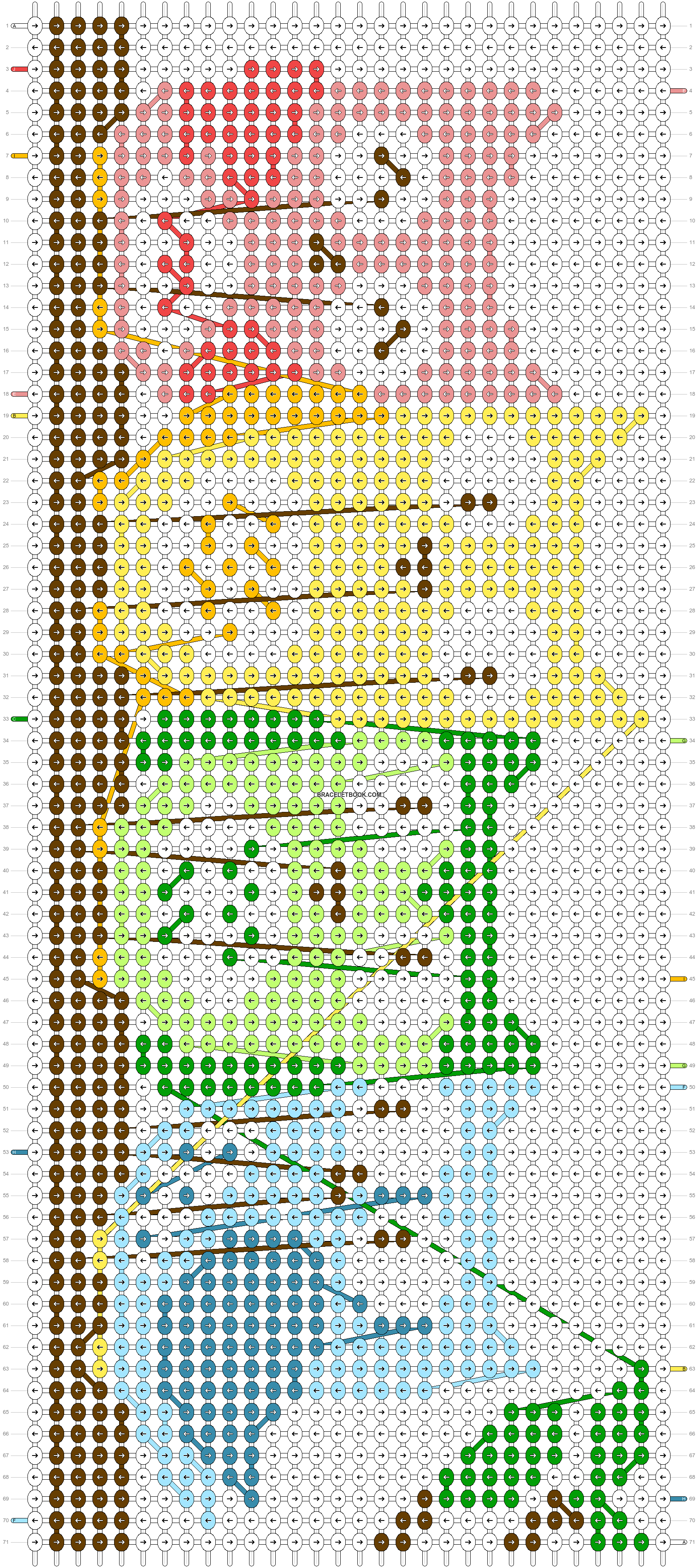 Alpha pattern #21238 pattern