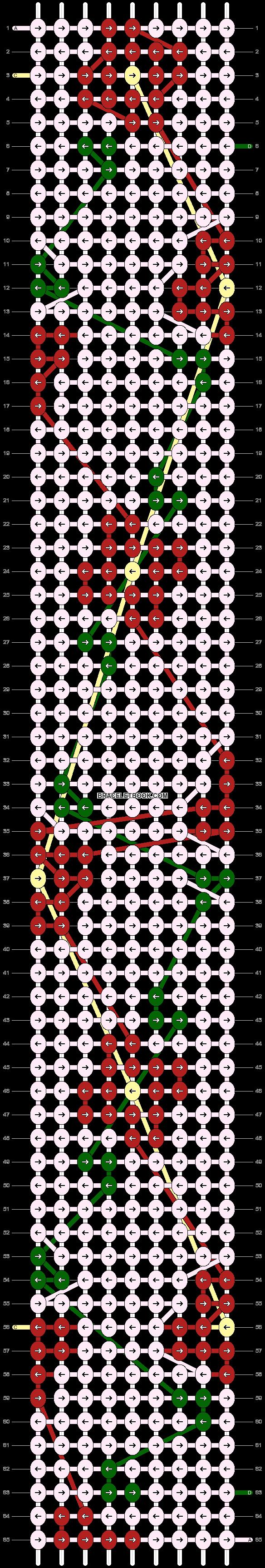 Alpha pattern #21241 pattern