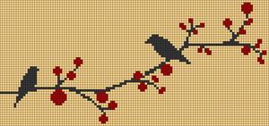 Alpha pattern #21248