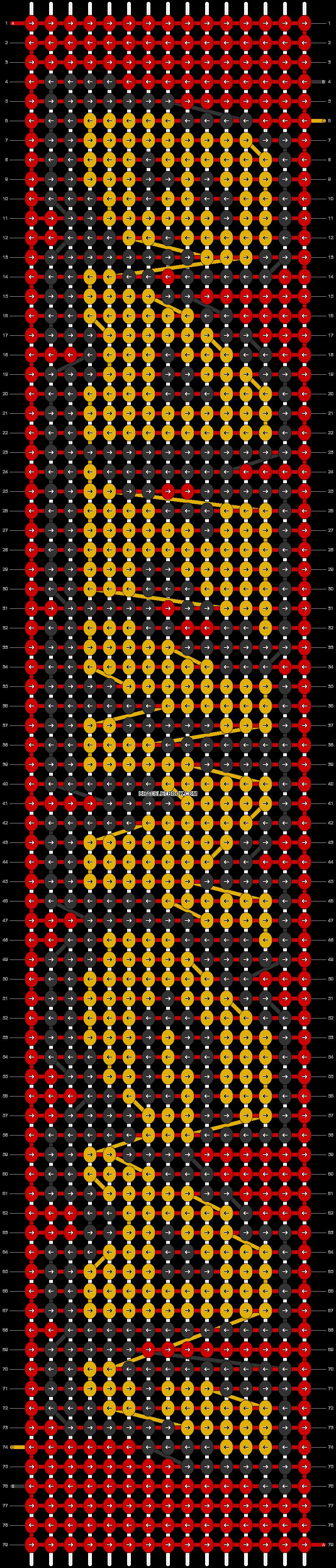 Alpha pattern #21249 pattern