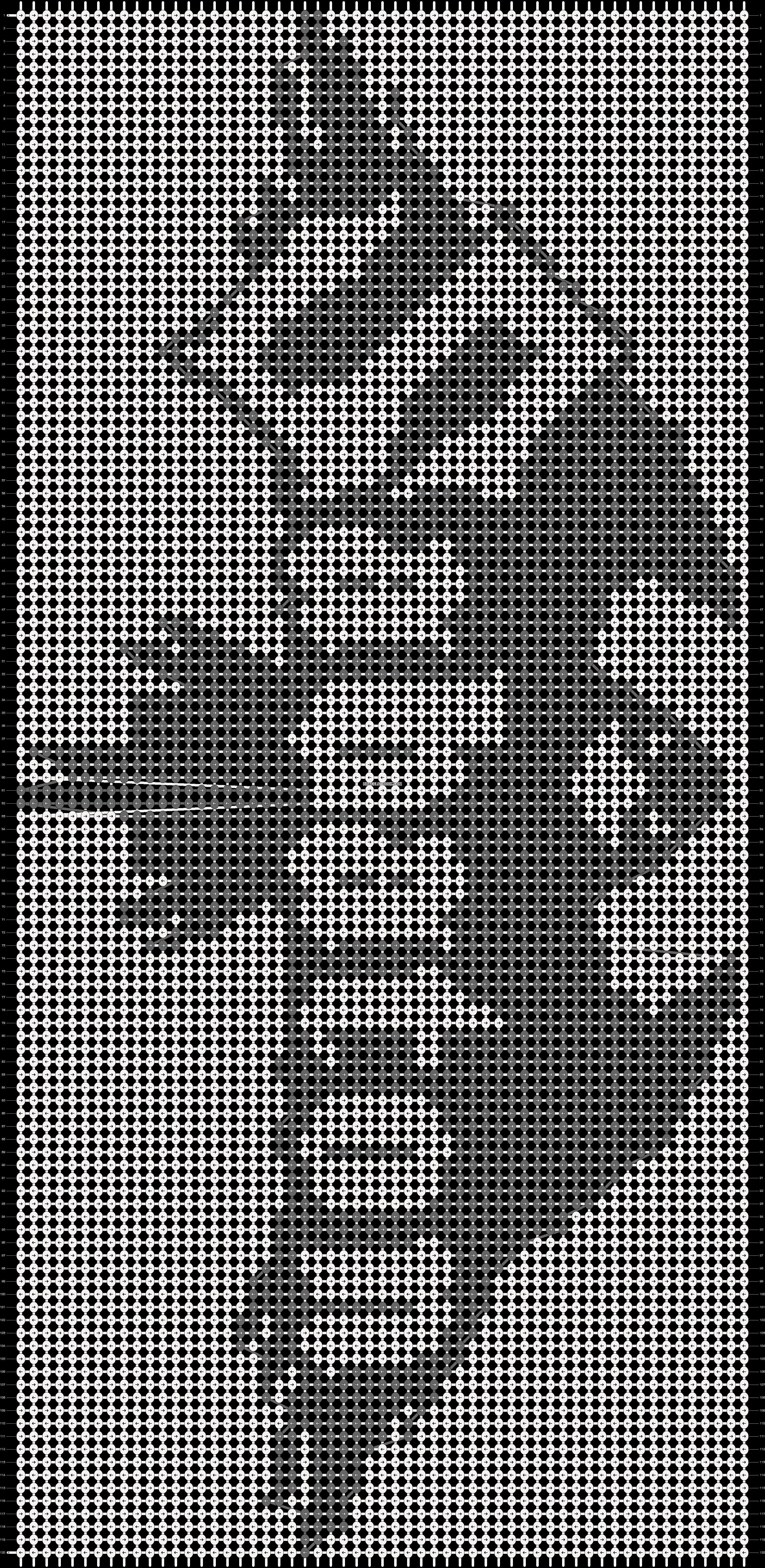 Alpha Pattern #21256 added by Veverka