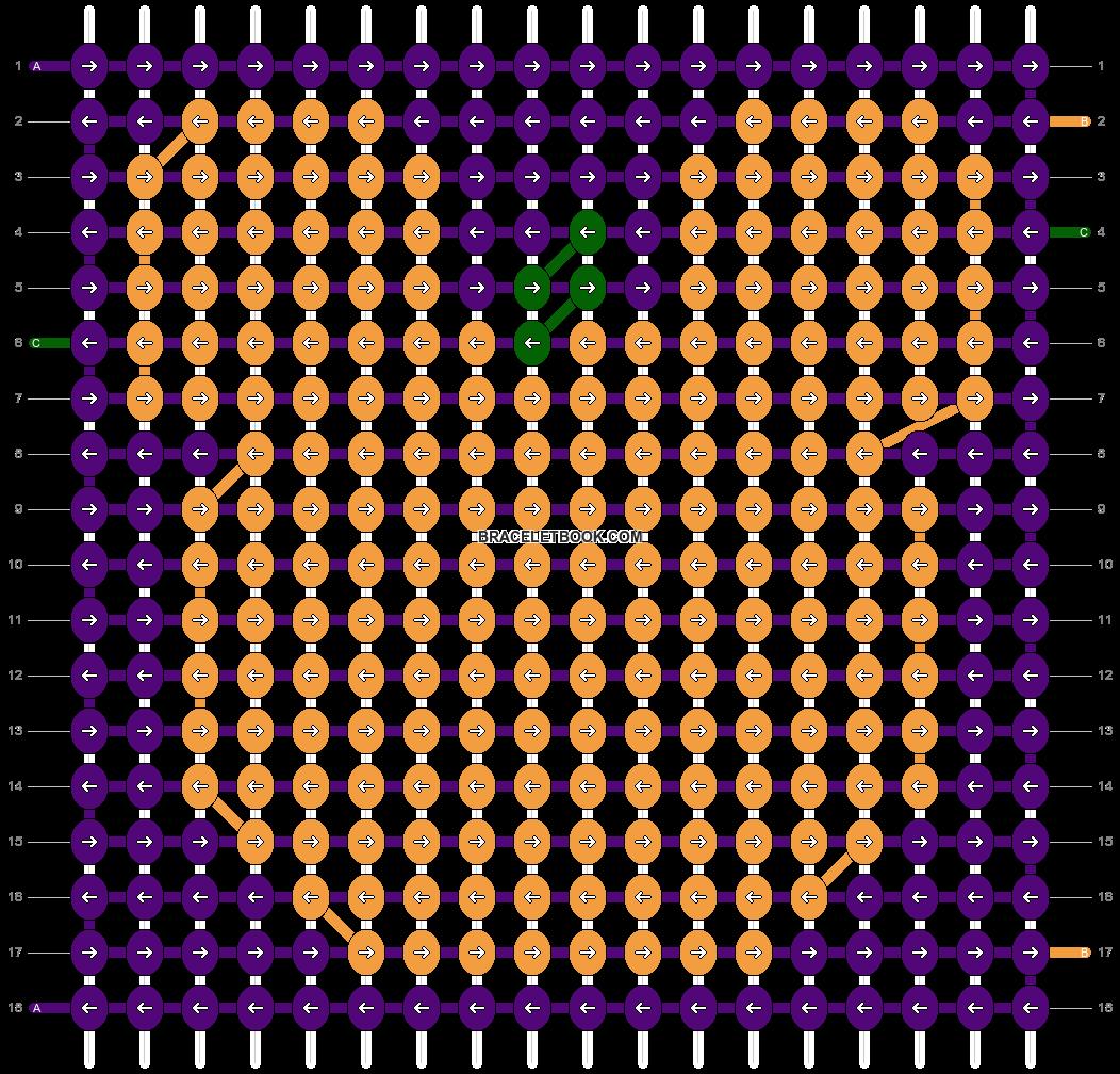 Alpha pattern #21259 pattern