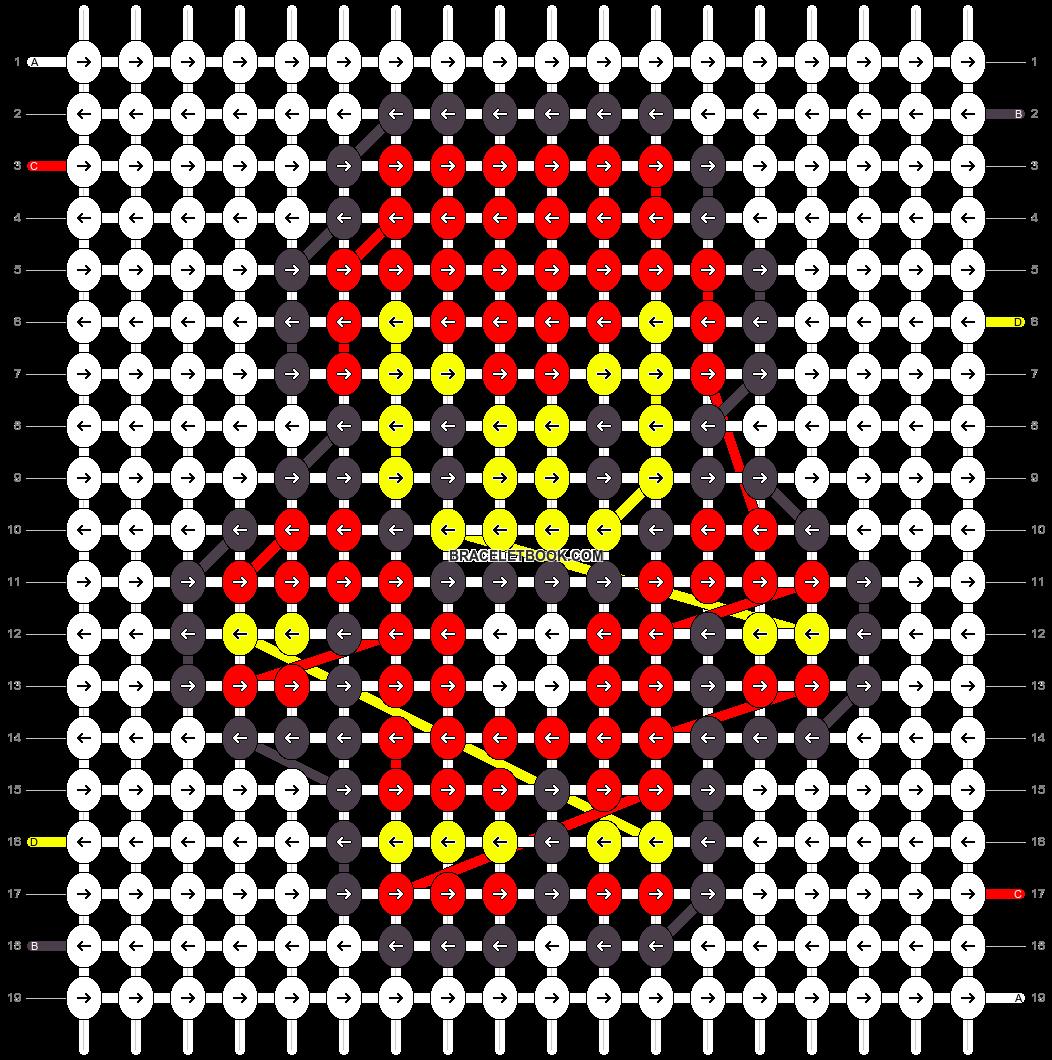 Alpha pattern #21263 pattern