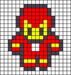 Alpha pattern #21263