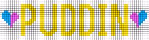 Alpha pattern #21265