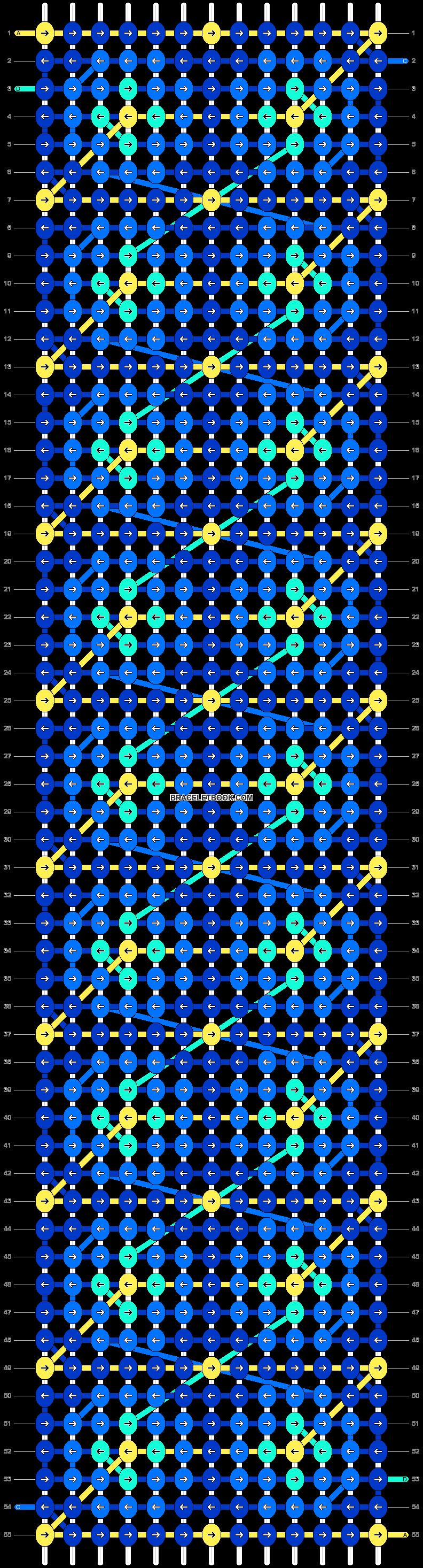 Alpha pattern #21270 pattern