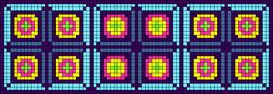 Alpha pattern #21271