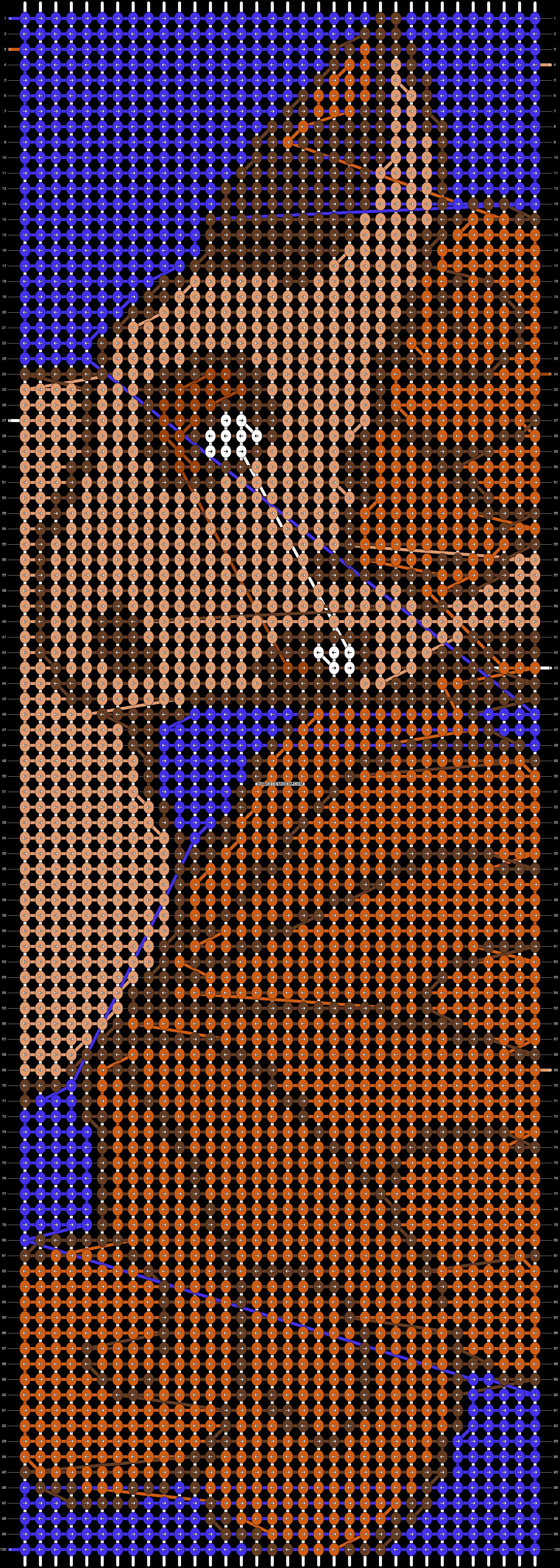 Alpha pattern #21281 pattern