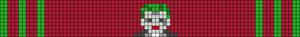 Alpha pattern #21290