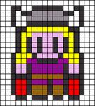Alpha pattern #21292