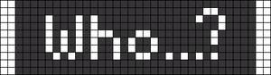 Alpha pattern #21300