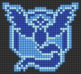 Alpha pattern #21306