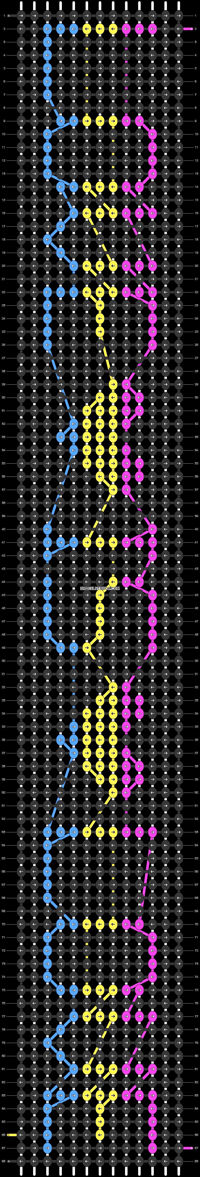 Alpha pattern #21308 pattern