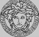 Alpha Friendship Bracelet Pattern #21315