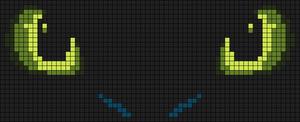 Alpha pattern #21317