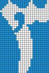 Alpha pattern #21319