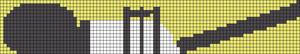 Alpha Friendship Bracelet Pattern #21326