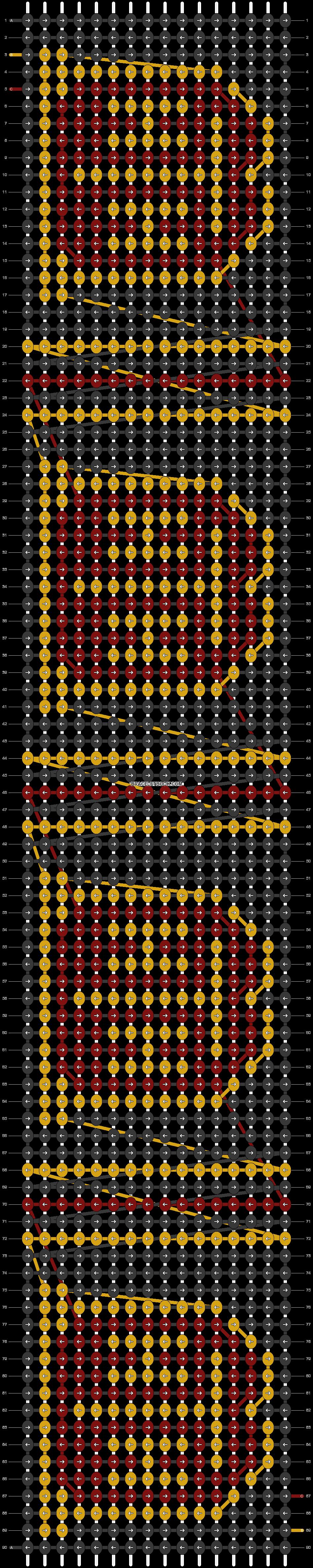 Alpha pattern #21329 pattern