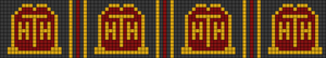 Alpha pattern #21329