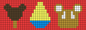 Alpha pattern #21330