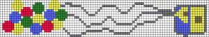 Alpha pattern #21337