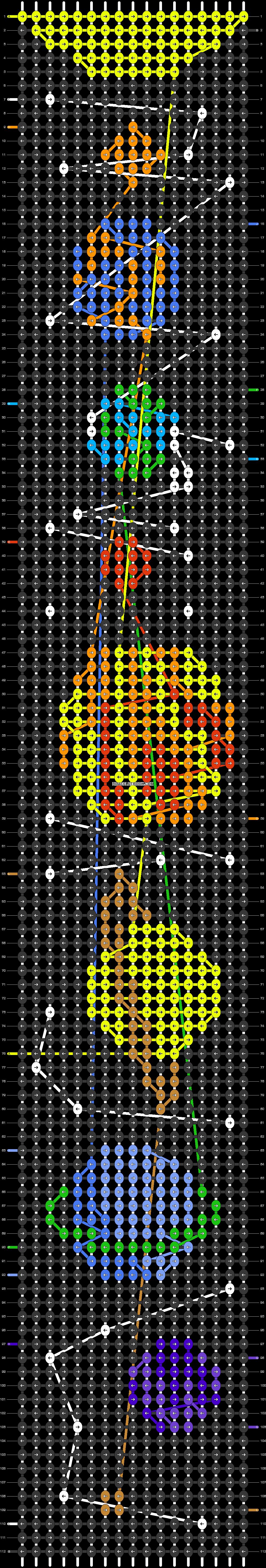 Alpha pattern #21339 pattern
