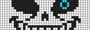 Alpha Friendship Bracelet Pattern #21356