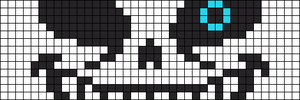 Alpha pattern #21356