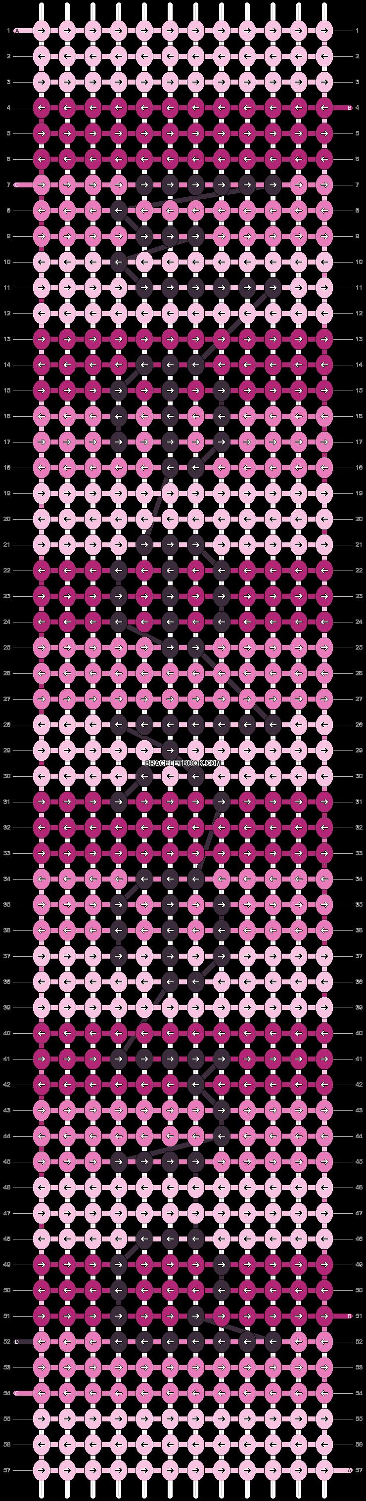 Alpha pattern #21361 pattern