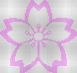 Alpha pattern #21362