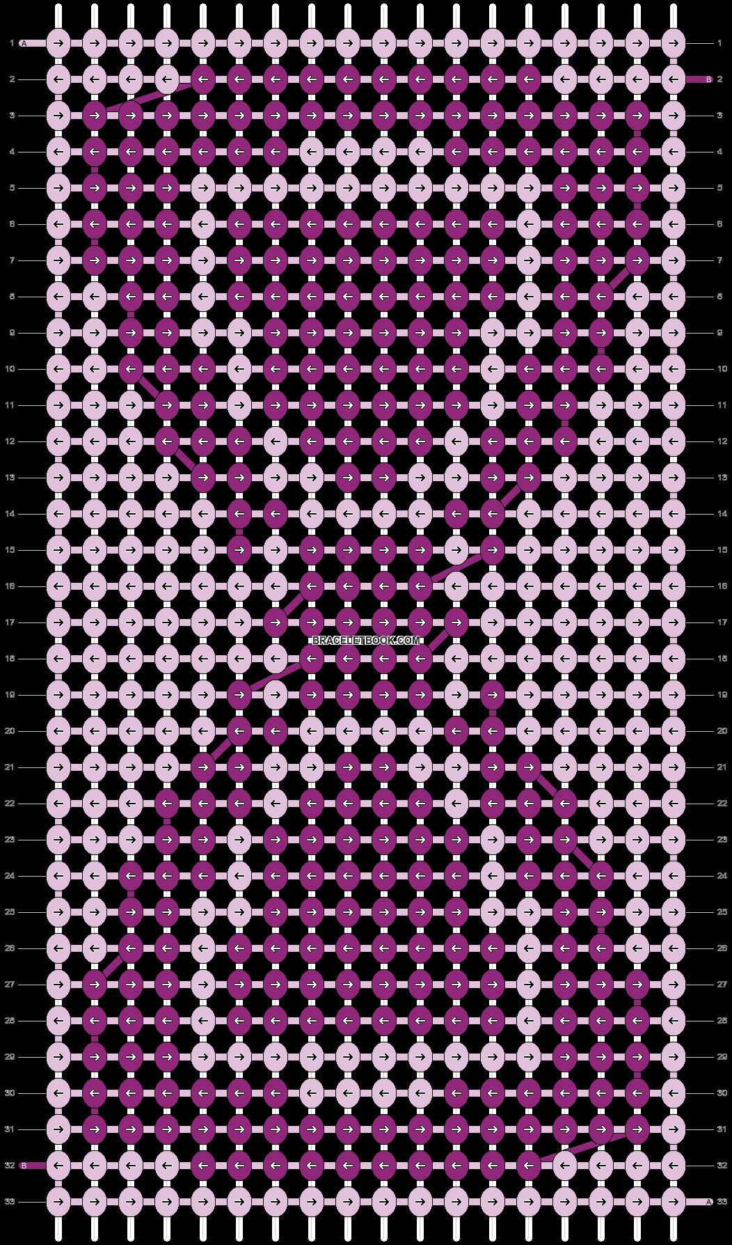 Alpha pattern #21367 pattern
