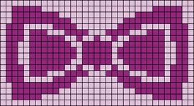 Alpha pattern #21367