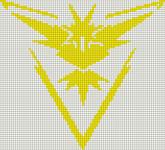 Alpha pattern #21371